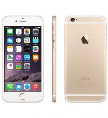 IPHONE 6 משומש 64GB זהב