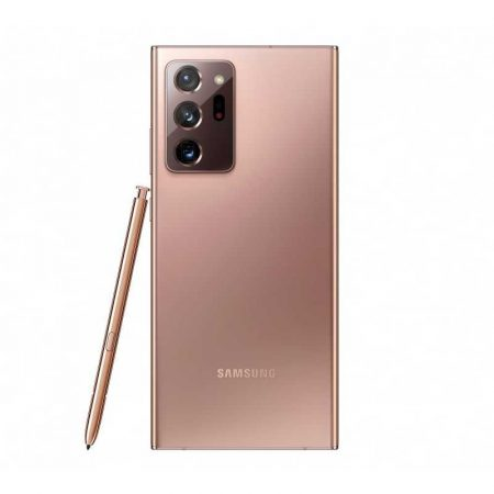 Galaxy Note 20 Ultra Bronza אחורי
