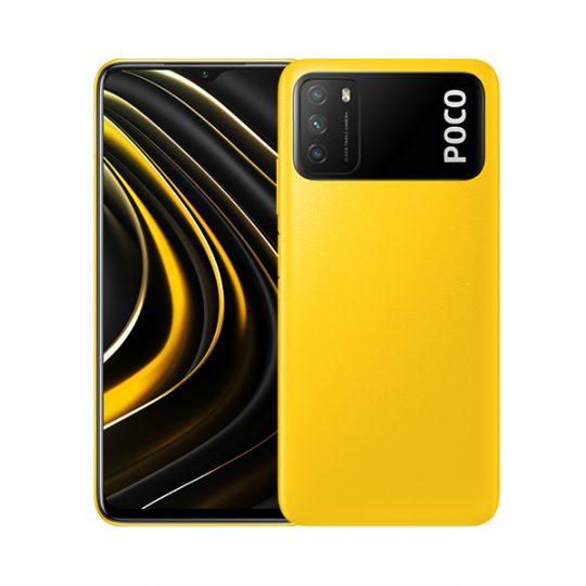 Xiaomi Poco M3 צהוב