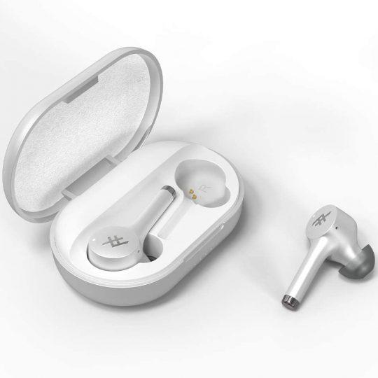 אוזניות TWS iFrogz דגם Earbud Airtime Pro לבן