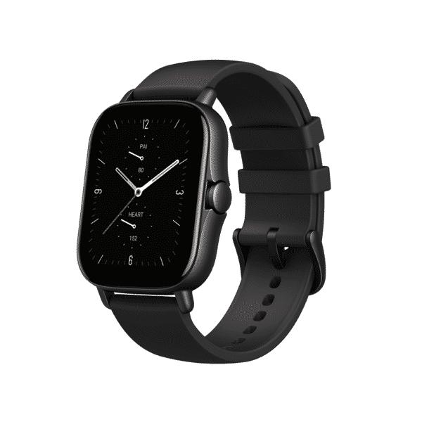 שעון AMAZFIT GTS 2e שחור