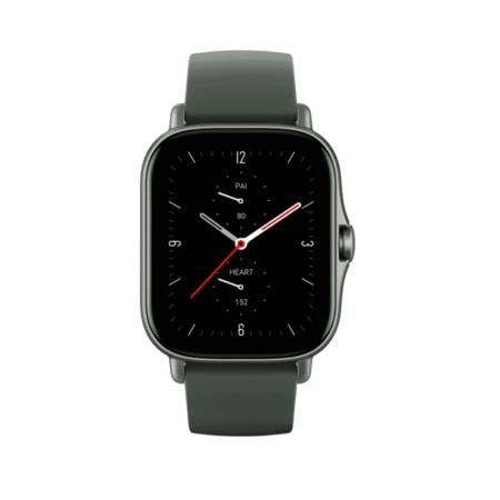 שעון AMAZFIT GTS 2e ירוק
